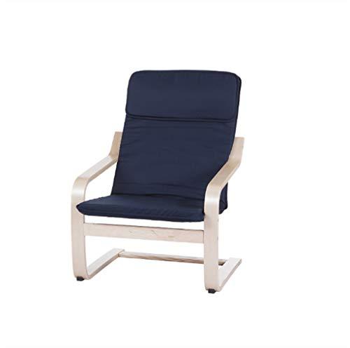 Sedie a Dondolo Sdraio per Il Tempo Libero Pigro/Sedie reclinabili/Sedie  per Relax Legno Facile da Lavare Balcone Camera da Letto Giardino da  Giardino ...