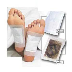 Foot Detox Pads - 5 Day Supply *Work quicker than other detoxing methods*