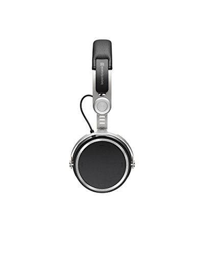 beyerdynamic Aventho wireless on-Ear-Kopfhörer mit Klang-Personalisierung in schwarz. 30 Stunden Akkulaufzeit, Bluetooth kabellos, MIY App, Mikrofon - 4