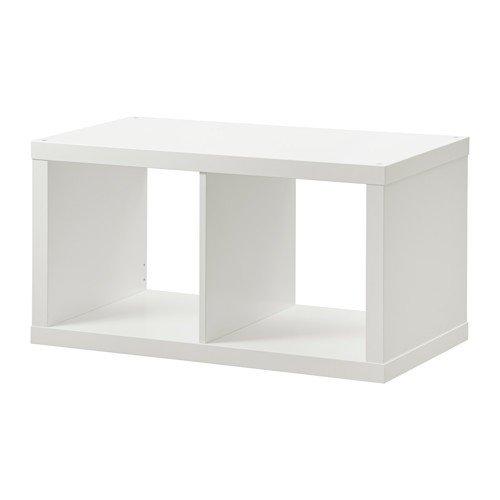 Ikea kALLAX étagère Blanc (77 x 42 cm