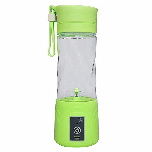 Pygex(TM)Mini Portable USB Electric Fruit Juicer Lemon Orange Juicer Maker Blender Rechargeable Fruit Juicer