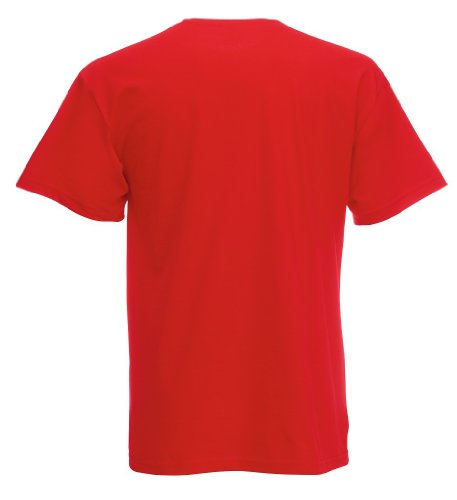 T-Shirt 'Super Premium Tee' Red