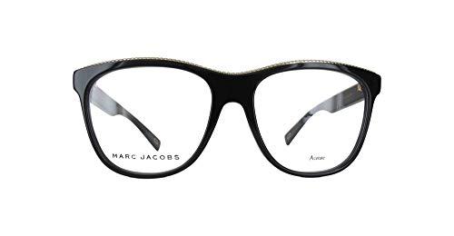 Marc Jacobs Marc164-807-54 Damen Brillengestelle, Schwarz, 54