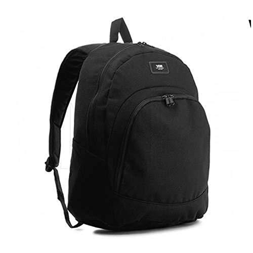 Vans Van Doren Original Backpack Zaino Casual, 47 Cm, 30 Liters, Grigio (Heather Suiting)