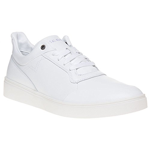 Diesel S-Hype Homme Baskets Mode Blanc
