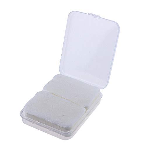 Antibakterielle Cleansing Pads (Homyl 200 Blätter Einweg Wattepads Abschminkpads Cotton Pads für Effektives Make-Up Entfernen)