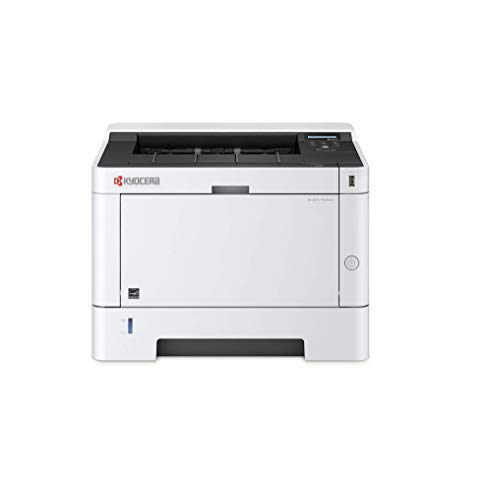 Kyocera Ecosys P2040dn Laserdrucker: Schwarz-Weiß, Duplex-Einheit, 40 Seiten pro Minute. Inkl. Mobile Print Funktion -