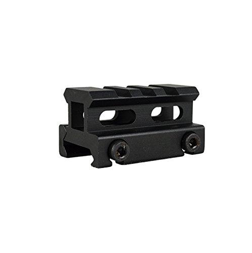 Valken Airsoft Tactical Mini Scope Riser Rail 3/4 -