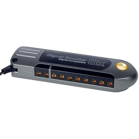 SLx Gold - Amplificador de señal con 8 conectores digitales