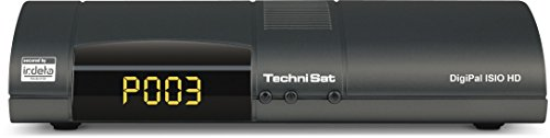 TechniSat DigiPal ISIO HD DVB-T2-Receiver schwarz