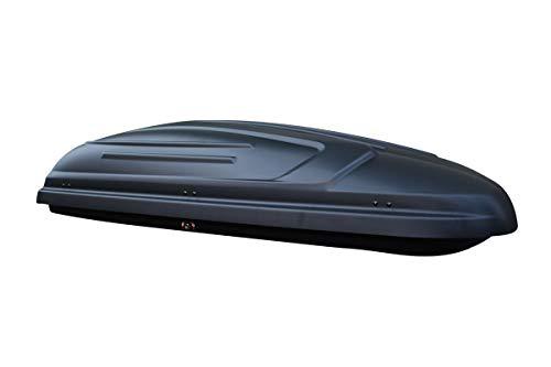 TOPCAR Coffre de Toit Aber 460-460 litres - Charge 75kg