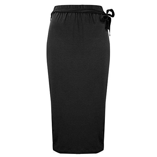 Masai Vêtements–Samantha BLASER Jupe, noir - Noir - petit