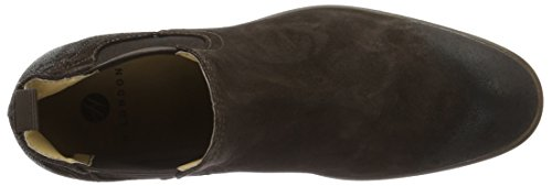Hudson London Herren Entwhistle Suede Brown Chelsea Boots Braun (Brown)