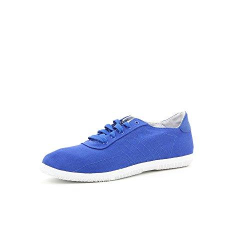 adidas Originals Plimsole 3, Baskets mode homme bleu