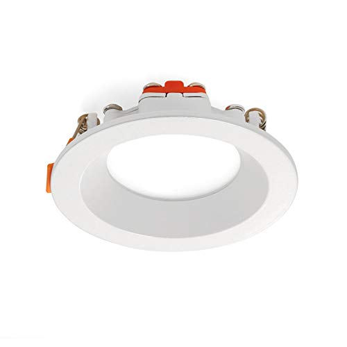 Xtend PLm - Foco LED empotrable (6 W, 90 mm de diámetro,...