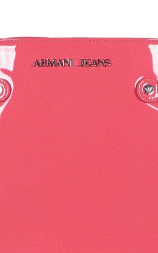 Armani Jeans V5277 V4 4D borsa rosa Rosa