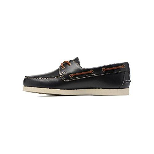 TBS Phenis, Chaussures Bateau Homme Marine