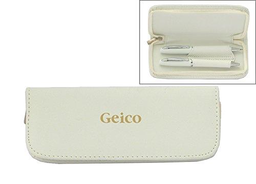 set-de-pluma-en-estuche-de-cuero-artificial-de-color-blanco-con-nombre-grabado-geico-nombre-de-pila-