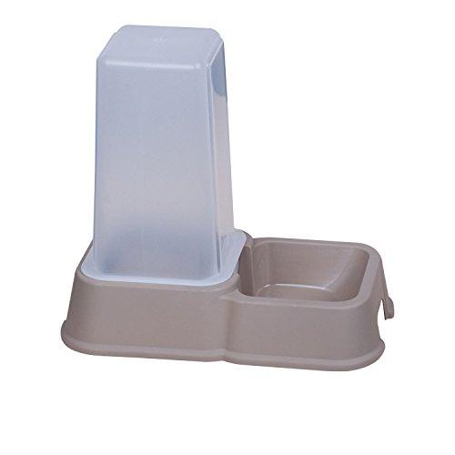 Dispensador de pienso–3,5l–gris