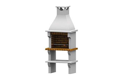 Barbecue brique Lily 92x 58x 230cm