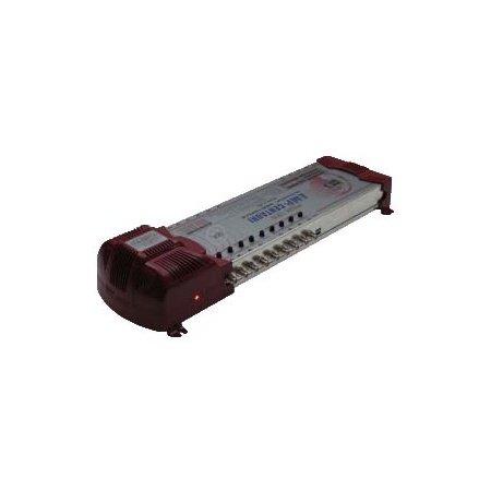 EMP MS9/12-PIU-6 - Commutatore DiSEqC 9/12 con alimentatore di rete