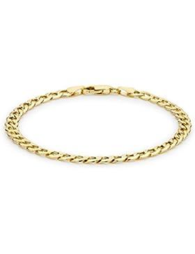 Carissima Gold Damen Rolokette Armband 9k (375) Gelbgold