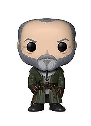 Funko Pop Vinilo: Game of Thrones: Ser Davos Se...