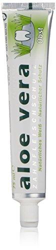 Bionatural 10960 Zahnpasta mit Aloe Vera und Zitrone - Zitrone Zahnpasta