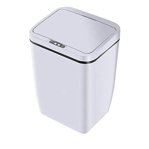 CHUFONGG 12L Sensor Automático Cubo De Basura Tipo De Batería Papelera Inteligente Inducción Papelera...