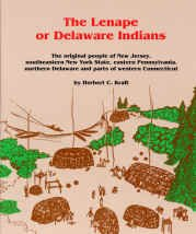 The Lenape or Delaware Indians: The Original People of New Jersey, Southeastern New York State, (Finn Jersey)