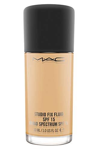 MAC Studio Fix Fluid Foundation SPF15 NC30 - Mac Cosmetics Studio