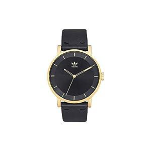 Reloj Adidas District L1 Gold Negro Unisex