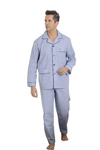 El Búho Nocturno - Pijama Caballero   Pijama Hombre