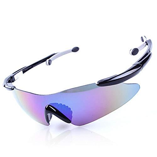 joey Herren und Damen Fashion Sonnenbrille Outdoor Schutzbrille Reitsport Sport Brille Polarisierende Sonnenbrille Angeln Golf Brille