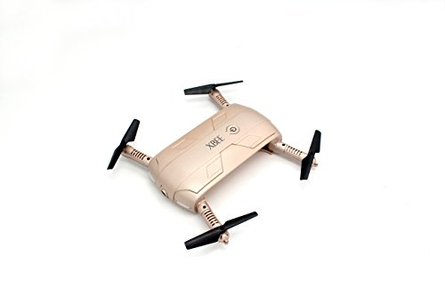 #FLYPRO Foldable Mini Selfie Drone Phone Control with HD Camera#