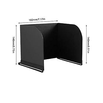 Penivo Remote Controller Phone Monitor Sun Hood Sunshade Anti-glare For Dji Mavic Pro Mavic Air Spark Inspire 1 Phantom 3 4 Osmo Protector Accessories (L168) 2