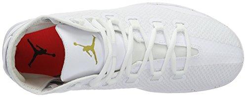 Mtlc Infravermelhos Moeda Blanco Basketballschuhe Jordan Weiss de Revelar branco 23 branco Herren Nike Ouro q0x4HH