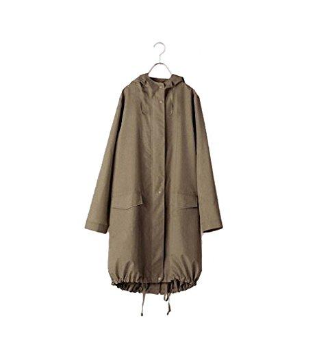 hundeinfo24.de ColorRain Reißverschluss Winddicht Frauen Regenmantel