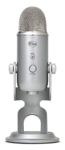 Blue Microphones Yeti Microfono Condensatore USB