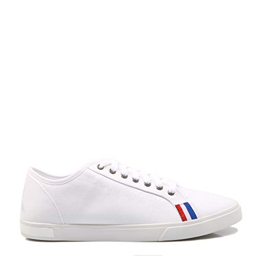 Le Coq Sportif, Verdon Optical White 1910244, Sneakers Bianche per Uomo, 42