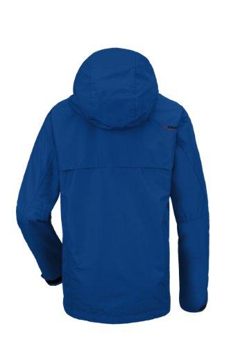 MAIER SPORTS Funktionsjacke Bret aus 100% PES in 10 Größen, Wander-Jacke/ Outdoor-Jacke/ Herren Jacke, wasserdicht und atmungsaktiv Surf The Web