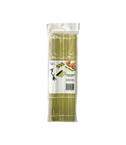 Stuoia in bambù per sushi - maki - uramaki