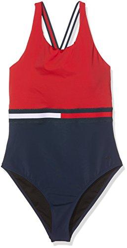 Tommy Hilfiger Hanalei Bathing Suit, Maillot de Bain Une Pièce Femme