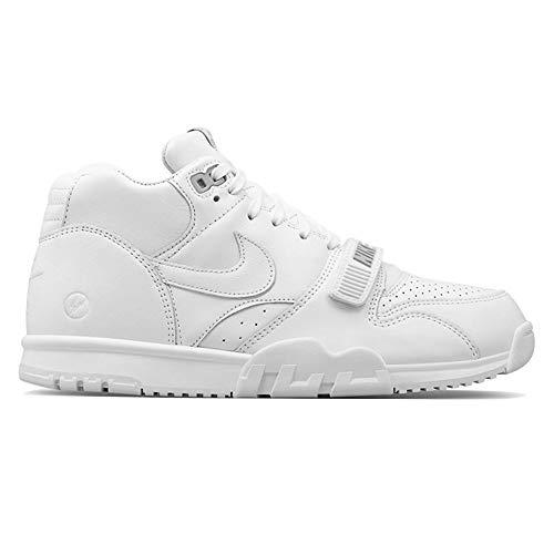 d412c9c757d77 White Nike Air Trainer 1 Mid White (317554-102) 38,5 - -