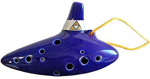 Legend Of Zelda Ocarina Of Time Flute Replica
