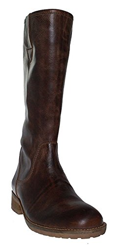 HIP, Stivali bambine marrone marrone, marrone (marrone), 41