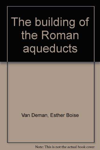 Das Gebäude der römischen Aquädukte -