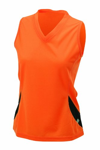 James & Nicholson Ladies' Running Tank - Camiseta tirantes de running