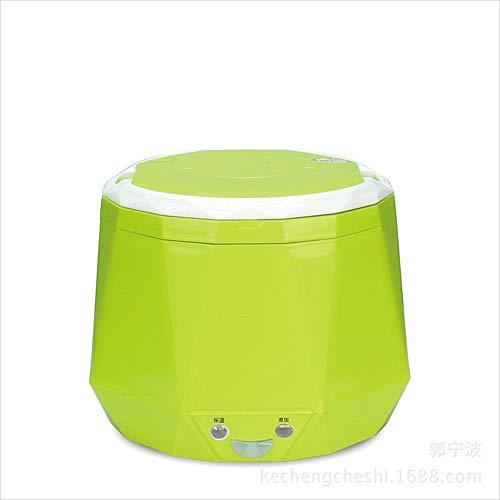 WUANNI Mini Cocina Lenta Hogar Automático Aislamiento Arroz Cocina con Hogar Y...
