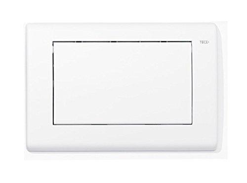 Tece Teceplanus-Abdeckplatte mit Betätigung, weiß, 9240312